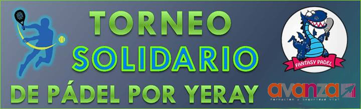 Torneo Solidario Yeray