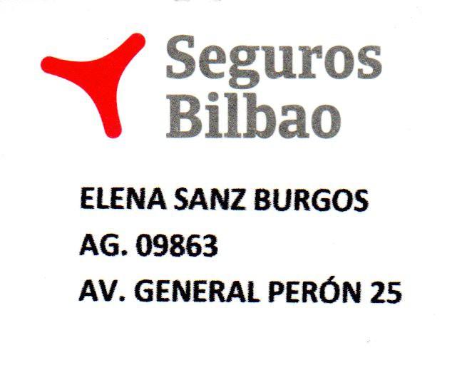 Agencia Seguros Bilbao Elena Sanz Burgos